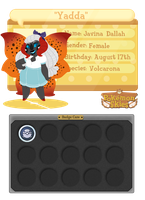 PKMNSkies:: Javina Dallah by Norbiester