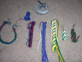Lanyards group pic. by blackore55
