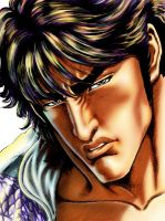Kenshiro Face Color by killowlsdead
