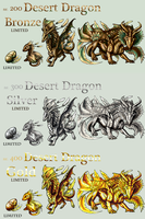 Adopt -Desert Dragon- Limited by elen89