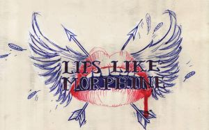 Morphine Lips by for-the-victory
