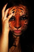 Tiger Girl 03 by agamate