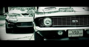 1969 Camaro SS by Muhanned