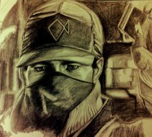 Aiden Pearce 2 by migz7