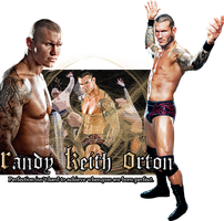 Randy Orton, Born Perfect by Claine89