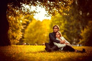 Emil and Aleona by AlexanderLoginov