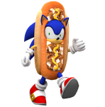 Sonic The ChiliDog Render by Nibroc-Rock