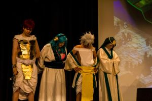 Cosday 2014 - Showgroup Genesis - Magi by barkingbeagle