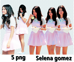 Pack 008 Selena Gomez Pack png by SMILERMICHELY