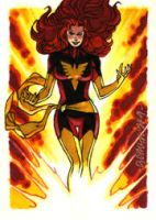 Dark Phoenix PSC by ryanorosco
