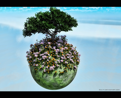 One tree planet by oulyt