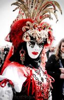 Mask in Venice_2 by AreNick