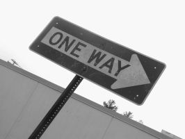 One Way. by raemack