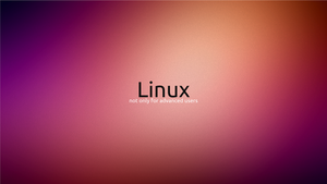 Friendly Linux by netsurfer912