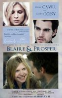 Blaire and Prosper Poster by fit51391