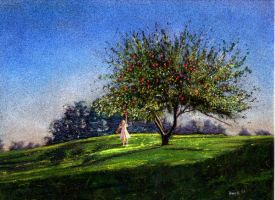 The Apple Tree by hank1