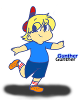 Gunther :D by raygirl12