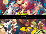 JJBA - artbook samples by shinjyu