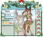 Emi TrainerCard PTS by 5FriendsLotsOfCrazy