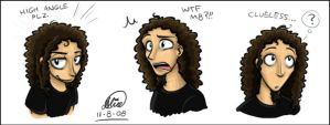 Serj Is Expressive by midnightgem