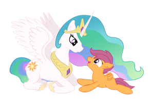 MyNameIsN's Celestaloo Request Vector by Toxic-Sparkle