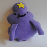Lumpy Space Princess by radtastical