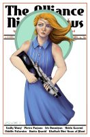 Sundresses and Assault Rifles by Sabrea