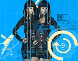 Futuristic Data Base Of Lost Girl: Kenzi by me969