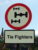 Tie Fighters by Xerces