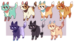 Set Point Adoptables (OPEN) by q-ana