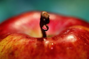 Apple a day by lilfrogs