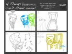 BIONICLE: 4 Things Tritonus Can't Stand Meme by Mystic2760