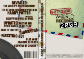 Guiness World Records Book by josephbc