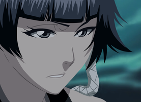 Soi Fon by Dread75