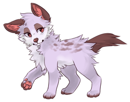 Canine Adoptable (Closed) by Fayven