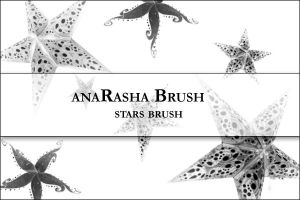 stars_2 _brush by anaRasha-stock