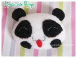 Panda Brooch by NyanRuki