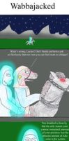 Wabbajacked The Comic: Part 1 by gangyzgirl