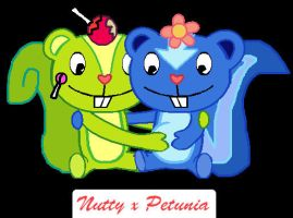 Nutty and Petunia baby by Snoopdog1560