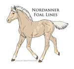 Foal design 9669 by AhernStables