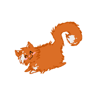 Squirrelflight by SpookySplook