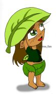 Baby Earth Fairy by KlickWitch