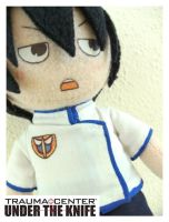 Victor Niguel Plushie by ILikeOldMen