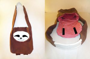 sloth bag by nfasel
