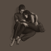 Sleepy Scallison by naryakiuxen