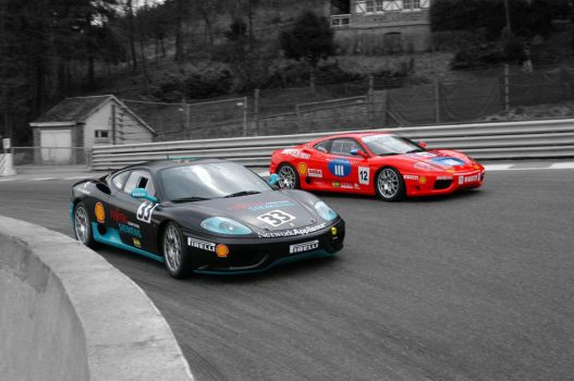 360 Modena's racing by enzo250gto