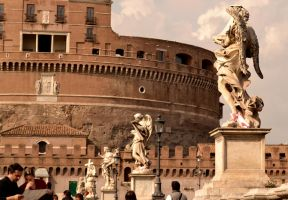 Castel Sant'Angelo by Madeleine87