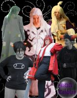 Fave Cosplays of 2013 by Midnight-Dance-Angel