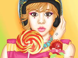 Girls' Generation (SNSD) - Sunny by IntraVires