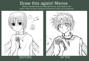 Draw This Again Meme by rheamii